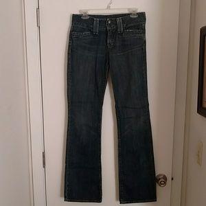 GAP Curvy Boot Cut Jeans